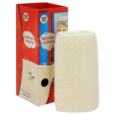 Satico Мочалка на основе натурального хлопка и японской бумаги, жесткость: средняя34417В состав волокна мочалки Satico включена традиционная японская бумага, изготавливаемая вручную, благодаря чему она отлично впитывает излишки секрета сальных желез, что важно для обладателей жирной кожи. Мочалка обладает хорошими впитывающими свойствами и легко устраняет любые загрязнения. Оптимальное сочетание натуральных и синтетических волокон гарантирует отличные пенообразующие свойства даже при использовании минимального количества моющих средств.