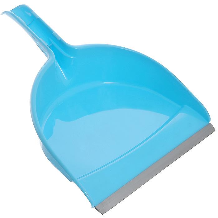 Совок York Компакт, с резиновым краем цвет: в ассортименте6105Совок York Компакт, выполненный из пластика, предназначен для сбора мусора и пыли при уборке помещений. Он оснащен эргономичной ручкой с петлей, которая позволит повесить на крючок. Благодаря резиновому краю совка, в него легко сметать грязь и мусор.
