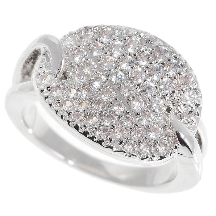 Кольцо Taya. T-B-4771-RING-RHODIUMT-B-4771-RING-RHODIUMКольцо Taya выполнено из металла и декорировано стразами. Кольцо Taya поможет создать вам свой собственный стиль.