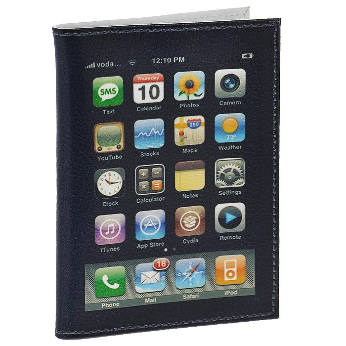 Визитница Perfecto iPhone. VZ-PR-49VZ-PR-49Стильная вертикальная визитница выполнена из натуральной кожи в виде айфона. Внутри содержится блок из прозрачного пластика на 36 визиток. Визитница iPhone - это не только практичная вещь для хранения пластиковых карт, но и модный аксессуар, который подчеркнет ваш неповторимый стиль.