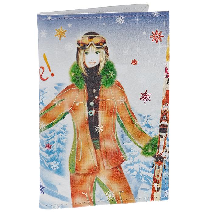 Визитница Perfecto Ski. VZ-GL-0037VZ-GL-0037Стильная вертикальная визитница Ski, выполненная из натуральной кожи, оформлена изображением лыжницы и надписью: Snow! Life! Love!. Внутри содержится блок из прозрачного пластика на 36 визиток. Визитница Ski - это не только практичная вещь для хранения пластиковых карт, но и модный аксессуар, который понравится каждой девушке.