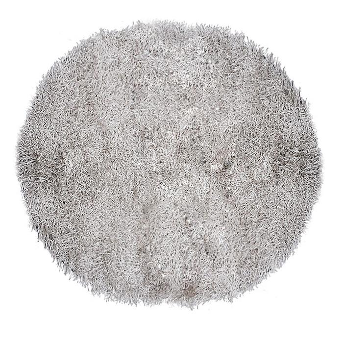 Ковер Vortex Twist, круглый, с длинным ворсом, цвет: кремовый, 100 см22214Круглый ковер Vortex Twist выполнен из текстиля. Ковер декорирован длинным гладким кремовым ворсом. Фабричная обработка кромки коврика увеличивает срок службы изделия и улучшает его внешний вид. Коврик Vortex добавит тепла и уюта в ваш дом.