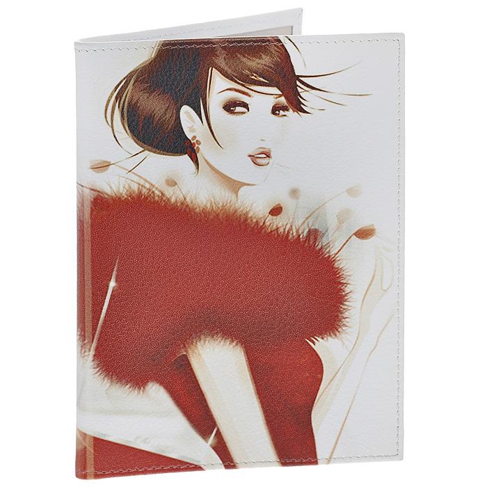 Обложка для автодокументов Perfecto Lady in Red. VD-GL-27VD-GL-27Обложка для автодокументов Lady in Red выполнена из натуральной кожи и оформлена изображением девушки в красном. Внутри содержится съемный блок из шести прозрачных файлов из мягкого пластика и четыре кармашка для пластиковых карт. Обложка для автодокументов не только поможет сохранить внешний вид ваших документов и защитит их от повреждений, но и станет стильным аксессуаром, идеально подходящим вашему образу.