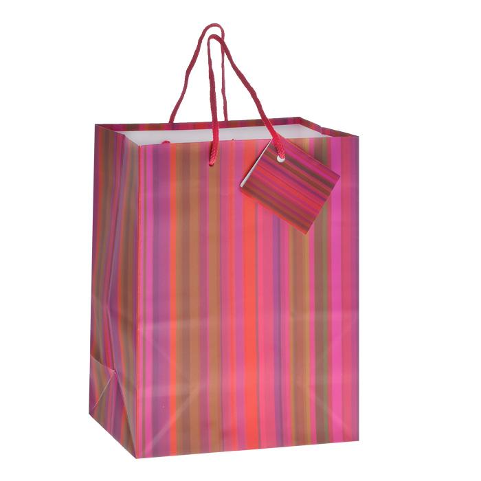 Пакет подарочный Полосы, 18 см х 23 см х 10 см. Ф21-1459Ф21-1459Бумажный подарочный пакет Полосы станет незаменимым дополнением к выбранному подарку. Для удобной переноски на пакете имеются две ручки из шнурков. Подарок, преподнесенный в оригинальной упаковке, всегда будет самым эффектным и запоминающимся. Окружите близких людей вниманием и заботой, вручив презент в нарядном, праздничном оформлении. Характеристики: Материал: бумага, текстиль. Размер: 18 см х 23 см х 10 см. Артикул: Ф21-1459.