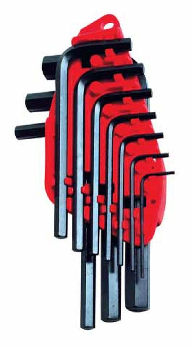 Набор шестигранных ключей Stanley, 1,5-10 мм, 10 шт0-69-253Набор из шестигранных ключей Stanley предназначены для работ с винтами, оснащенными внутренним шестигранным гнездом метрических размеров. В набор входят 10 ключей разных размеров. Набор шестигранных ключей Stanley - незаменимый предмет в Вашем хозяйстве.