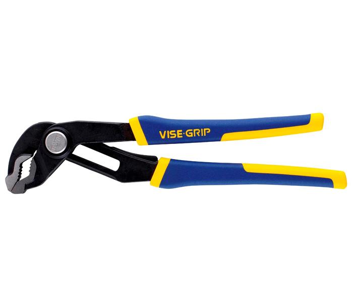 Клещи переставные Irwin Vise-Grip 150 мм10507626Клещи переставные Irwin Vise-Grip используются для захвата и надежного удержания предметов различных размеров и форм. Клещи имеют эргономичные двухкомпонентные ручки. Имеют механизм регулировки.