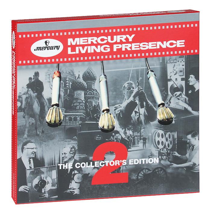 Пластинки упакованы в картонные конверты и вложены в коробку. Издание содержит 12-страничный буклет с фотографиями и дополнительной информацией на английском языке.