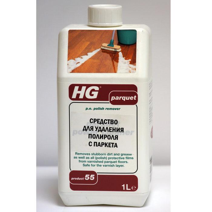 Средство HG для удаления полироля с паркета, 1000 мл210100106Средство HG для удаления полироля с паркета специально разработано для быстрого и легкого удаления застарелых трудновыводимых загрязнений с лакированного паркета. Оно также подходит для удаления полироля и других защитных слоев. Данный продукт абсолютно безопасен для лака. Применение: Для интенсивной уборки: растворите 1 лит в половине ведра (5 л) теплой воды и нанесите с помошью салфетки или швабры. Оставьте действовать приблизительно на 5 минут. Затем потрите пол, регулярно прополаскивая салфетку для мытья пола. При необходимости аккуратно потрите поверхность мягкой или жесткой щеткой. Затем удалите остатки с поверхности с помощью салфетки или швабры, регулярно прополаскивая ее. (При необходимости можно использовать водоосушитель). После этого еще раз промойте пол чистой водой. Повторите обработку при необходимости. Для удаления трудновыводимых загрязнений или старых слоев полироля и других защитных слоев: используйте средство не разведенным. Нанесите...