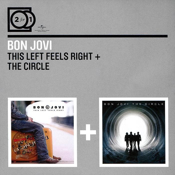 Bon Jovi. This Left Feels Right / The Circle (2 CD)