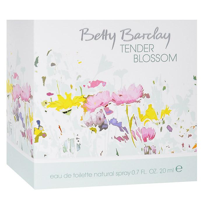 "Betty Barclay ""Tender Blossom"". Туалетная вода, 20 мл 4011700367009"