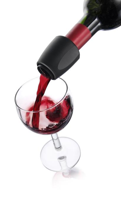 Каплеуловитель VacuVin Server Black, цвет: черный18544606Элегантный каплеуловитель VacuVin Server Black, изготовленный из пластика черного цвета, гарантирует вам идеальное разливание вина без стекающих капель. Он предотвращает проливание и возвращает излишек вина обратно в бутылку. Каплеуловитель подходит для большинства винных бутылок. Такое устройство просто необходимо для любого торжества. Характеристики: Материал: пластик. Цвет: черный. Размер каплеуловителя: 4,5 см х 4,5 см х 5,5 см. Размер упаковки: 16 см х 10,5 см х 5 см. Артикул: 1854460.
