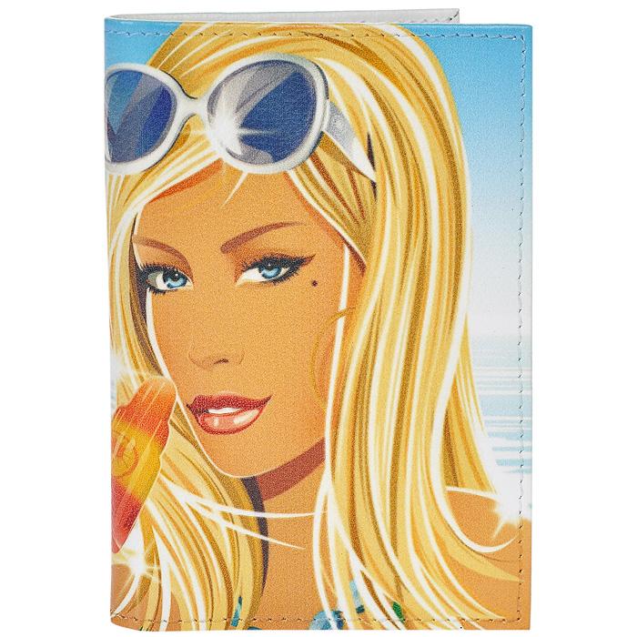 Визитница Summer. VZ-GL-0043VZ-GL-0043Стильная вертикальная визитница Summer выполнена из натуральной кожи и оформлена изображением блондинки. Внутри содержится блок из прозрачного пластика на 18 визиток. Визитница Summer - это не только практичная вещь для хранения пластиковых карт, но и модный аксессуар, который понравится каждой девушке.