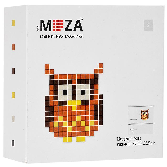 Магнитная мозаика Moza Сова, 152 элементаМагнитная мозаика MOZA СоваМагнитная мозаика Moza Сова состоит из 152 маленьких разноцветных квадратных магнитов. Собрать мозаику довольно просто: в комплекте прилагается инструкция со схемой. Собрать изображение можно на любой магнитной поверхности, например, на холодильнике. Кроме того, из предложенных в наборе деталей можно собрать не только сову, но и другие фигурки, например, белочку. Главное - фантазия. Такая мозаика понравится как взрослым, так и детям. Порадуйте своих близких оригинальным и красочным изображением на холодильнике.