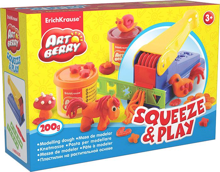 """Набор для лепки """"Squeeze & Play"""", 6 предметов"""