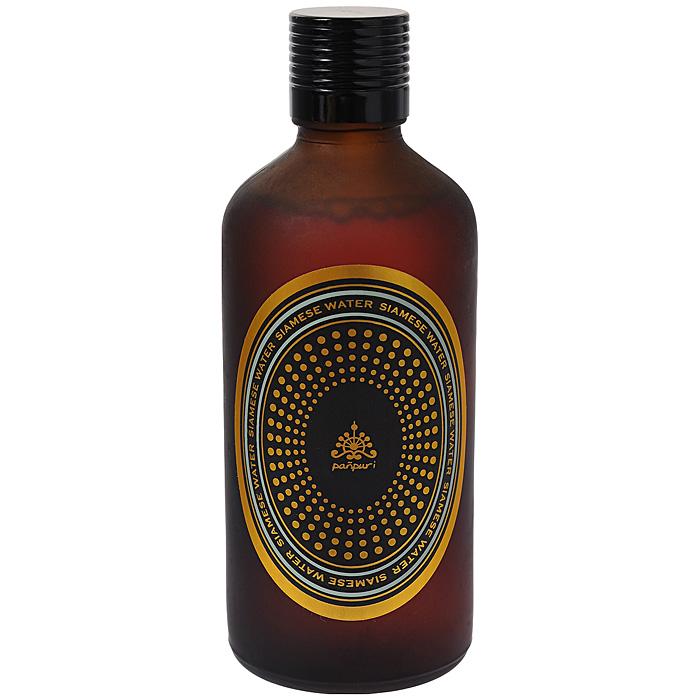 Panpuri Аромат для дома Сиамская вода, 100 мл4Q6C0010Сиамская вода перенесет вас в цветущее Королевство Сиам, где сладкие ноты жасмина и экзотических цветов сочетаются с чувственной свежестью иланг-иланга и мяты.