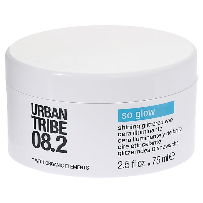 Urban Tribe Воск для укладки волос и придания блеска, 75 мл51916Воск Urban Tribe для укладки придает форму и блеск волосам. Уникальное сочетание восстанавливающих ингредиентов, растительных экстрактов и фиксирующего эффекта, увлажняет и защищает кутикулы волос. Водная эмульсия консистенции воска увеличивает блеск волос. Частички природной слюды создают ослепительное сияние. Органические, эко-сертифицированные элементы оказывают увлажняющее, ухаживающее и антиоксидантное действие.