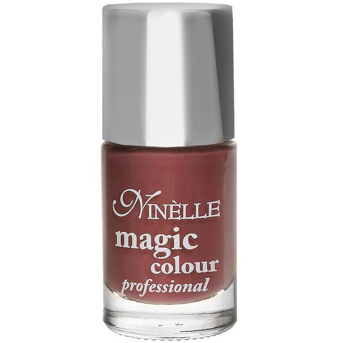 Ninelle Лак для ногтей Magic Colour, тон №523, 11 мл573N10292Лак для ногтей Ninelle Magic Colour: Объемный, насыщенный цвет; Яркий блеск; Только ультрамодные оттенки. Яркие и ультрамодные, объемные и насыщенные, манящие и чарующие, глянцевые и блестящие - именно такое богатство оттенков составляет новую коллекцию лака для ногтей Ninelle Magic Colour. Лак для ногтей Ninelle Magic Colour быстро сохнет, остается ярким на ногтях, придавая им потрясающий блеск, и надолго сохраняет маникюр в первозданном виде. Благодаря новейшей формуле ногти становятся более крепкими и здоровыми; Витамины и минералы делают ногтевую пластину более крепкой, ускоряя рост ногтей; Полимеры создают яркое, блестящее и прочное лаковое покрытие на ногтевой пластине; Не содержит толуол и формальдегид. Широкий спектр оттенков лака Ninelle Magic Colour позволяет удовлетворить самые изысканные вкусы и подобрать оттенок на любой случай и для любого настроения. Протестирован в профессиональных...