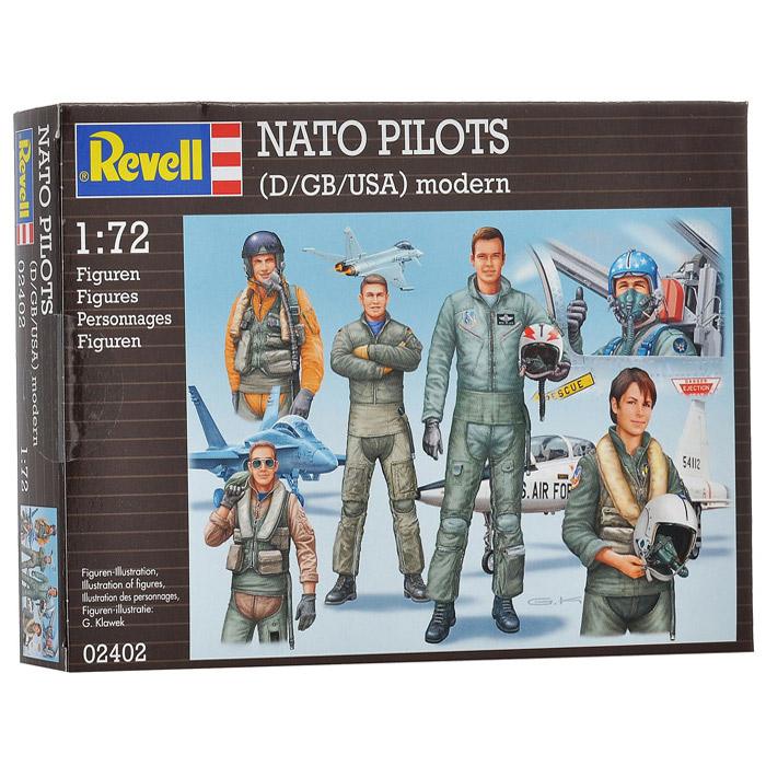 Набор миниатюр Пилоты НАТО02402RНабор миниатюр Пилоты НАТО - это набор пластиковых фигурок пилотов в разных позах, который точно воссоздает реальную жизнь солдат войск НАТО из Германии, Великобритании и США. Набор включает в себя 65 пластиковых элементов для сборки 28 фигурок солдат. Элементы не покрашены. Занимаясь раскраской фигурок и играя с ними, ребенок сможет развить ловкость, мелкую моторику рук, терпение и усидчивость, а также получить исторические знания.