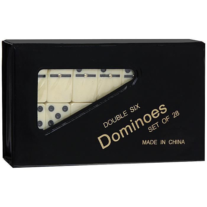 Игровой набор Perfecto Домино, цвет: черный. D-5010LD-5010LИгровой набор Домино содержит 28 игральных костей, выполненных из пластика. Предметы набора упакованы в пластиковый чехол на кнопке. Домино - самая популярная народная игра. Игра в домино развивает интуицию, логическое мышление, пространственное воображение, внимание, комбинаторные способности, зрительную память, сообразительность, смекалку, учит терпению, последовательности, аккуратности и точности, умению анализировать, помогает поддерживать мозг в тонусе, при этом весело проводя время. Домино оригинальный подарок, который можно подарить каждому, независимо от ситуации и возраста.