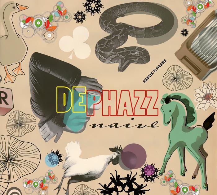 Dephazz. Naive 2013 Audio CD