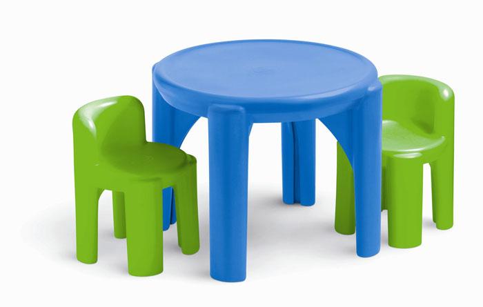 Столик с двумя стульями Little Tikes