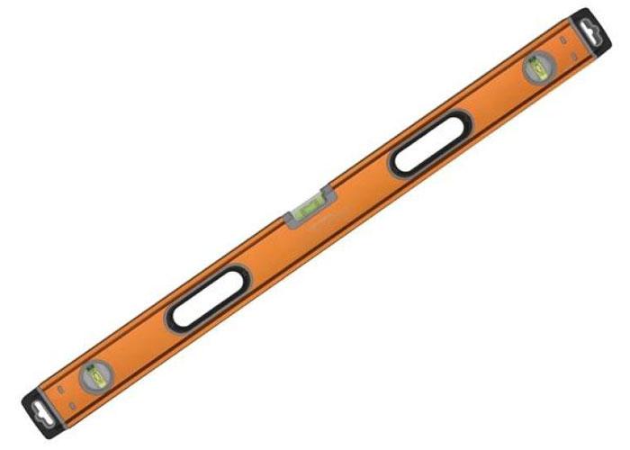 """Уровень строительный """"Bahco"""", 3 капсулы, цвет: оранжевый, 1800 мм 466-1800"""