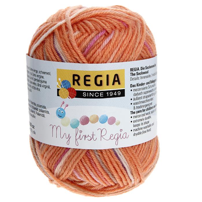 Пряжа детская для вязания Regia