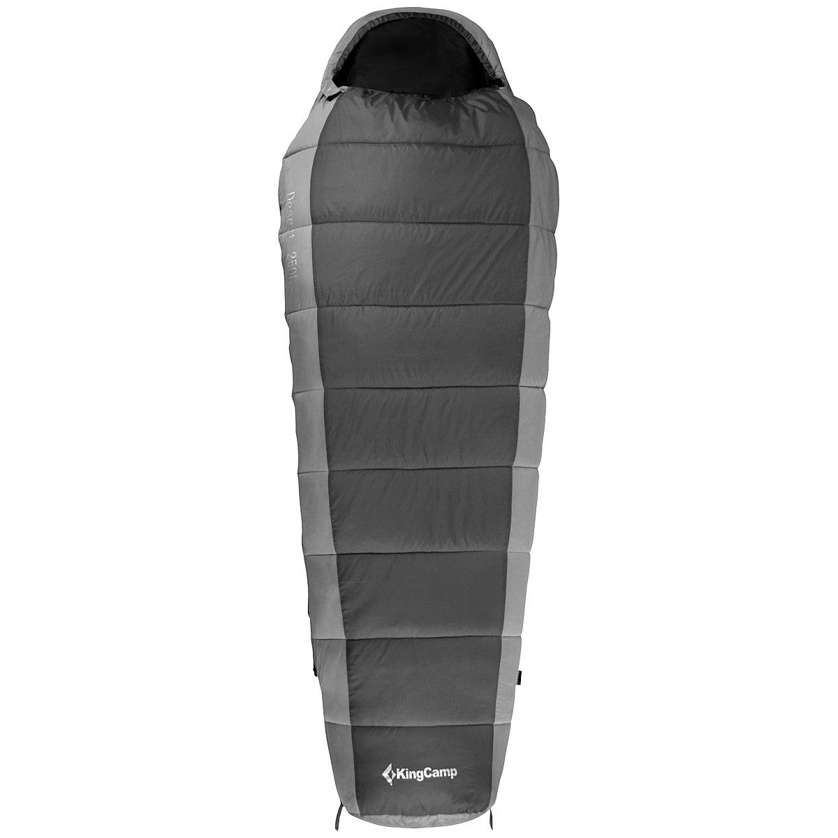 Спальный мешок-кокон KingCamp
