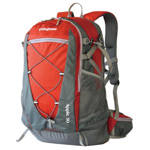 Рюкзак городской KingCamp Apple 30L, цвет: красный