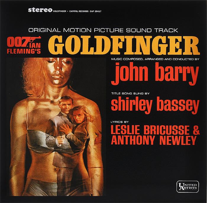 Zakazat.ru Goldfinger. Original Motion Picture Sound Track (LP)