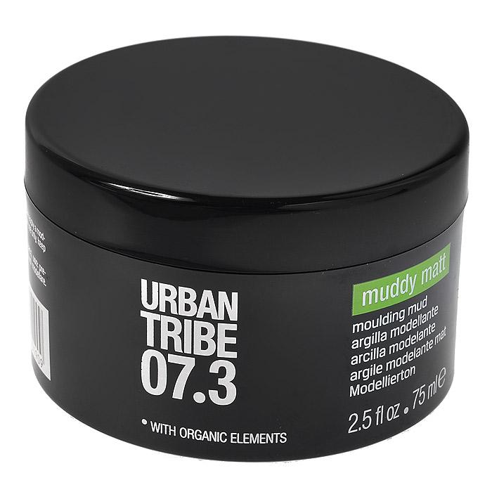 Urban Tribe Паста для укладки волос, матирующая, 75 мл51909Паста Urban Tribe для укладки волос матирующая, моделирующая, придает форму и матовый эффект волосам. Сочетание каолина и матирующих ингредиентов покрывает волосы, создавая матовый эффект. Витамин Е действует как антиоксидант. Органические, эко-сертифицированные элементы оказывают увлажняющее, ухаживающее и антиоксидантное действие.