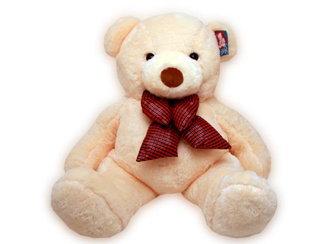 Мягкая игрушка Медведь толстяк с бантом (75 см)POV1202Эта игрушка принесет радость и гармонию ее владельцу. Очень мягкий и прятный на ощупь медведь будет радовать Вас каждый день. Медвежонка можно подарить любимой девушке, коллеге по работе, учителю, сестре, маме, тете. Кому угодно! Никто не останется равнод Размер в упаковке (ДхШхВ), см: 75*40*35.