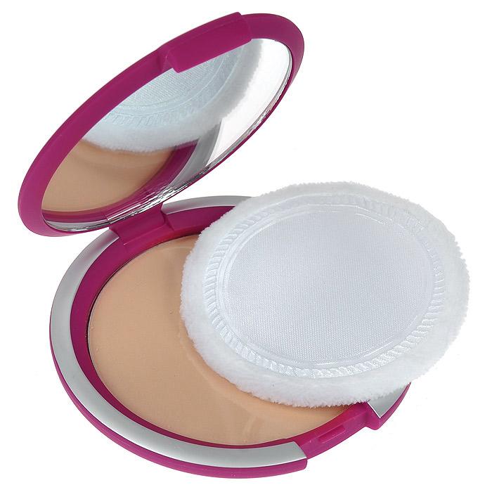 Ninelle Компактная пудра, тон №03, 6 г35003Компактная пудра Ninelle обладает шелковистой текстурой, которая способствует легкому и равномерному нанесению на кожу, маскируя ее недостатки и позволяя коже дышать. В состав пудры входят увлажняющие компоненты, смягчающие кожу лица и способствующие ее восстановлению, а также солнцезащитные UF-фильтры. Товар сертифицирован.