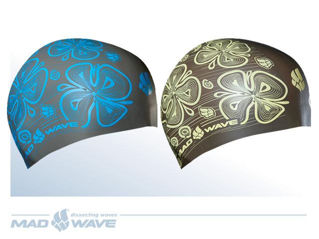 Шапочка для плавания MadWave Reverse Flora, силиконовая, двусторонняя, цвет: серый, коричневыйM0552 08 0 17WMadWave Reverse Flora - 3D двусторонняя силиконовая шапочка. Мягкий прочный силикон обеспечивает идеальную подгонку и комфорт. Материал шапочки не вызывает раздражения, что гарантирует безопасность использования шапочки. Силикон не пропускает воду и приятен на ощупь.