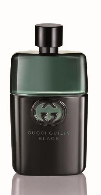 Gucci Туалетная вода Guilty Black Pour Homme, 30 мл