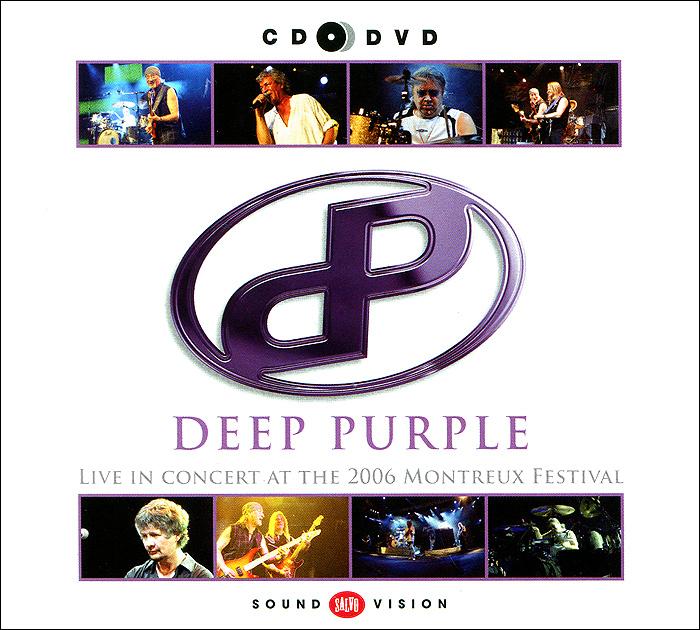 Deep Purple. Live At Montreux 2006 (CD + DVD)