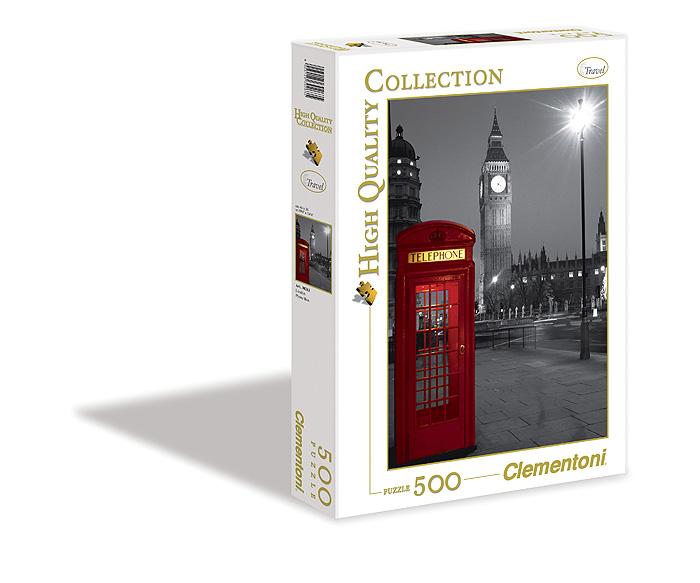 Лондон. Пазл, 500 элементов30263Добавьте в Ваш дом по-настоящему оригинальную вещь - соберите пазл с невероятно стильным изображением одного из лондонских символов - знаменитой телефонной будки. За ненадобностью эти будки постепенно убирают с улиц Лондона, а Вы можете украсить таким постером любимое место в Вашем доме. Пазлы - прекрасное антистрессовое средство для взрослых и замечательная развивающая игра для детей. Собирание пазла развивает у ребенка мелкую моторику рук, тренирует наблюдательность, логическое мышление, знакомит с окружающим миром, с цветом и разнообразными формами, учит усидчивости и терпению, аккуратности и вниманию. Собирание пазла - прекрасное времяпрепровождение для всей семьи.