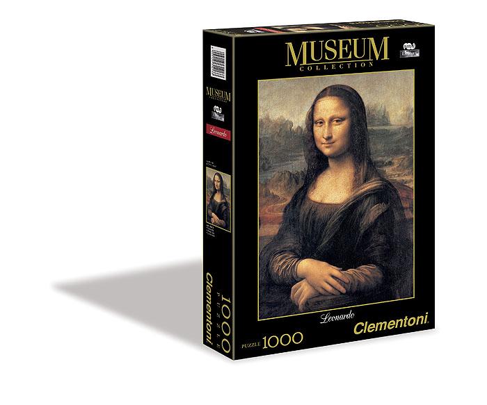 Мона Лиза. Пазл, 1000 элементов31413Вы любите ходить в музеи, интересуетесь искусством мастеров эпохи Возрождения и восхищаетесь гением Леонардо да Винчи? Погрузитесь в мир настоящих шедевров - соберите пазл Мона Лиза - разгадайте загадку ее улыбки. Собирание пазлов позитивно влияет на настроение, помогает расслабиться после напряженной умственной работы и настраивает на созидание.