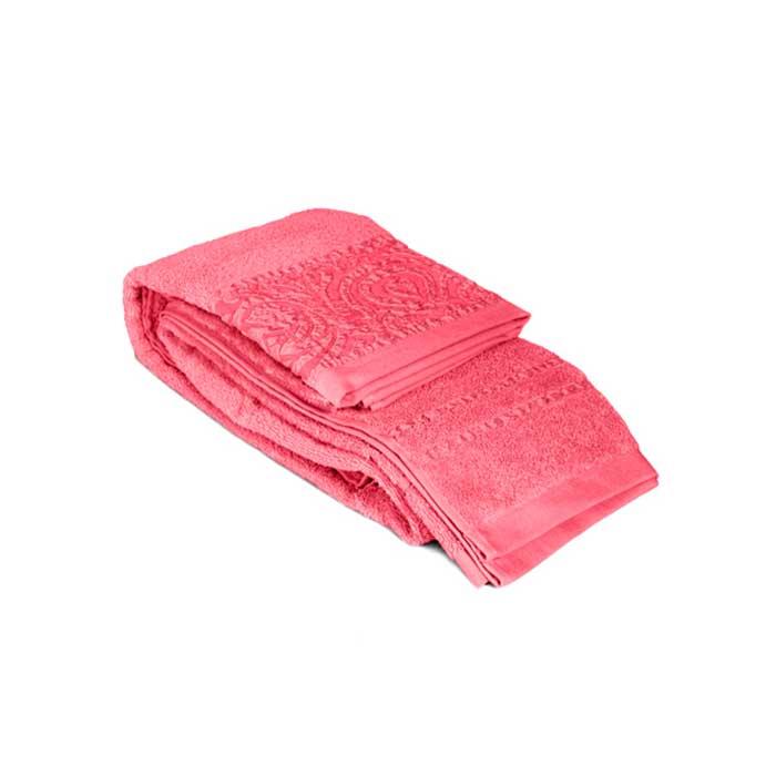 Полотенце махровое Tete-a-Tete, цвет: розовый, 90 х 150 см Т-МП-6459-03-04Т-МП-6459-03-04Махровое полотенце Tete-a-Tete, изготовленное из натурального хлопка, подарит массу положительных эмоций и приятных ощущений. Уникальная текстура и новейшие технологии Tete-a-tete обеспечивают необыкновенную нежность при прикосновении к этому роскошному полотенцу. Полотенце отличается нежностью и мягкостью материала, утонченным дизайном и превосходным качеством. Оно прекрасно впитывает влагу, быстро сохнет и не теряет своих свойств после многократных стирок. Махровое полотенце Tete-a-Tete станет достойным выбором для вас и приятным подарком для ваших близких. Полотенце упаковано в стильную и компактную подарочную коробку с прозрачной стенкой.