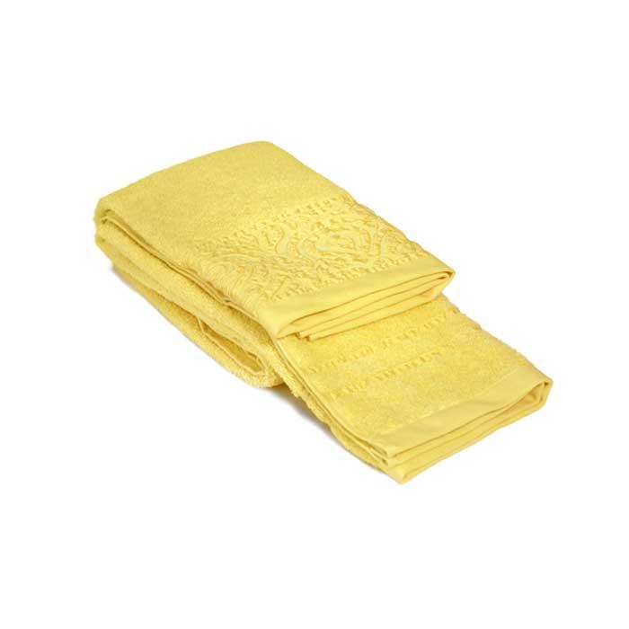 Полотенце махровое Tete-a-Tete, цвет: лимонный, 90 х 150 см Т-МП-6459-03-02Т-МП-6459-03-02Махровое полотенце Tete-a-Tete, изготовленное из натурального хлопка, подарит массу положительных эмоций и приятных ощущений. Уникальная текстура и новейшие технологии Tete-a-tete обеспечивают необыкновенную нежность при прикосновении к этому роскошному полотенцу. Полотенце отличается нежностью и мягкостью материала, утонченным дизайном и превосходным качеством. Оно прекрасно впитывает влагу, быстро сохнет и не теряет своих свойств после многократных стирок. Махровое полотенце Tete-a-Tete станет достойным выбором для вас и приятным подарком для ваших близких. Полотенце упаковано в стильную и компактную подарочную коробку с прозрачной стенкой.