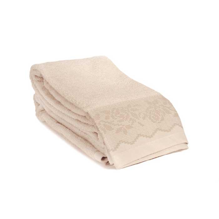 Полотенце махровое Tete-a-Tete, цвет: кремовый, 50 х 90 см Т-МП-6468-01-15Т-МП-6468-01-15Махровое полотенце Tete-a-Tete изготовлено из натурального хлопка. Пушистое, воздушное и почти невесомое, данное полотенце вызовет у вас любовь к нему с первого прикосновения. Интересный дизайн имитирует вышивку крестиком, благодаря чему полотенце выглядит уютным и домашним. Полотенце мгновенно впитывает, быстро сохнет и не теряет своих свойств после многократных стирок. Махровое полотенце Tete-a-Tete станет достойным выбором для вас и приятным подарком для ваших близких. Полотенце упаковано в стильную и компактную подарочную коробку с прозрачной стенкой.