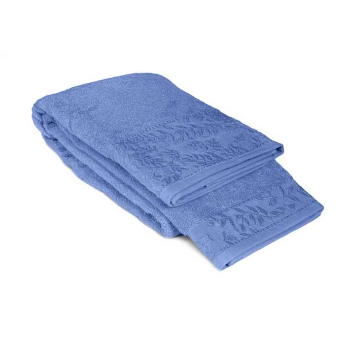 Полотенце махровое Tete-a-Tete, цвет: голубой, 50 см х 90 см. Т-МП-7185-01-06Т-МП-7185-01-06Махровое полотенце Tete-a-Tete, изготовленное из натурального хлопка, подарит массу положительных эмоций и приятных ощущений. Полотенце голубого цвета добавит экзотики и яркости в ваш дом. Полотенце отличается нежностью и мягкостью материала, утонченным дизайном и превосходным качеством. Оно прекрасно впитывает влагу, быстро сохнет и не теряет своих свойств после многократных стирок. Махровое полотенце Tete-a-Tete станет достойным выбором для вас и приятным подарком для ваших близких. Полотенце упаковано в стильную и компактную подарочную коробку с прозрачной стенкой.