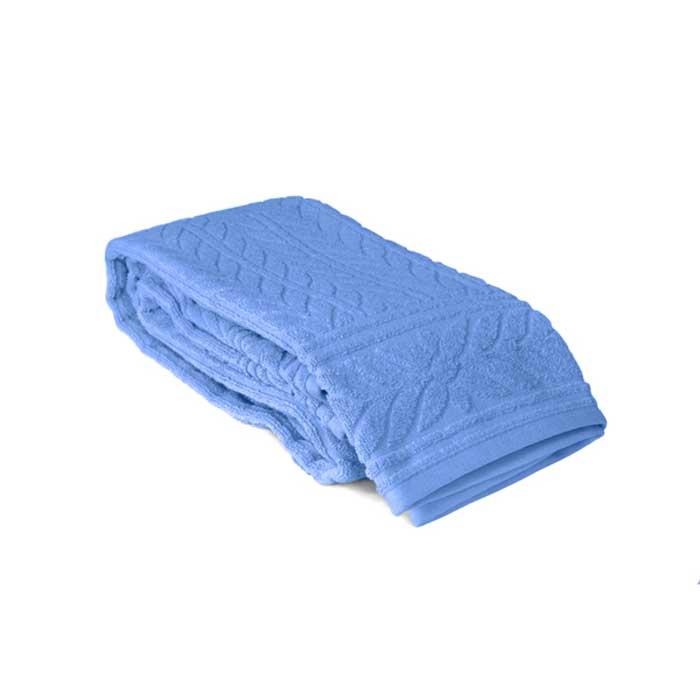 Полотенце махровое Tete-a-Tete, цвет: голубой, 70 х 140 см Т-МП-7161-02-06Т-МП-7161-02-06Махровое полотенце Tete-a-Tete изготовлено из натурального хлопка. Полотенце голубого цвета поднимет настроение, а высокая плотность и мягкость материала подарит массу положительных эмоций и приятных ощущений. Полотенце отличается утонченным дизайном и превосходным качеством, фактура линий навеяна природными мотивами. Полотенце прекрасно впитывает влагу, быстро сохнет и не теряет своих свойств после многократных стирок. Махровое полотенце Tete-a-Tete станет достойным выбором для вас и приятным подарком для ваших близких. Полотенце упаковано в стильную и компактную подарочную коробку с прозрачной стенкой.