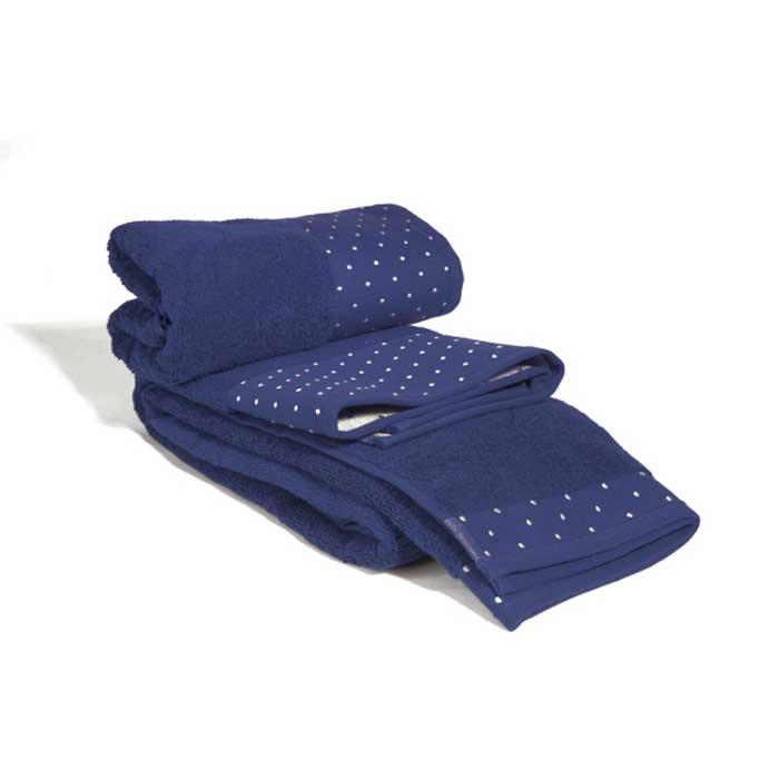 Набор махровых полотенец Tete-a-Tete, цвет: синий, 50 см х 90 см, 70 см х 140 см. Т-МП-7451-04-19Т-МП-7451-04-19Набор Tete-a-Tete состоит из двух махровых полотенец синего цвета. Полотенца, изготовленные из натурального хлопка, подарят массу положительных эмоций и приятных ощущений. Объемная структура и новейшие технологии Tete-a-tete обеспечивают необыкновенную нежность при прикосновении к этим роскошным полотенцам. Полотенца отличаются нежностью и мягкостью материала, утонченным дизайном и превосходным качеством. Они прекрасно впитывают влагу, быстро сохнут и не теряют своих свойств после многократных стирок. Набор махровых полотенец Tete-a-Tete станет достойным выбором для вас и приятным подарком для ваших близких. Набор упакован в стильную и компактную подарочную коробку с прозрачной стенкой. Характеристики: Материал: 100% хлопок. Размер полотенец: 50 см х 90 см, 70 см х 140 см. Комплектация: 2 шт. Размер упаковки: 38,5 см х 27 см х 7,5 см. Плотность: 500 г/м2. Цвет: синий. ...