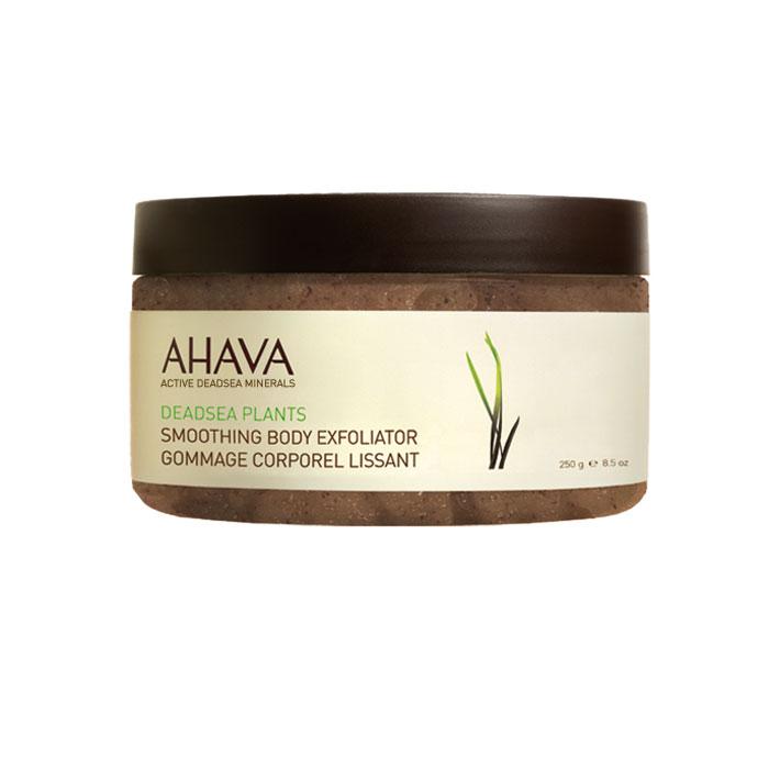 Ahava Средство для тела, разглаживающее, отшелушивающее, 235 мл85015065Отшелушивающее средство Ahava для тела является идеальным средством для ухода за кожей. Мягко отшелушивает кожу, улучшает кровообращение, разглаживает придавая ей гладкий и сияющий вид.