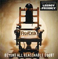 Flightcrank. Beyond All Reasonable Doubt 2002 Audio CD