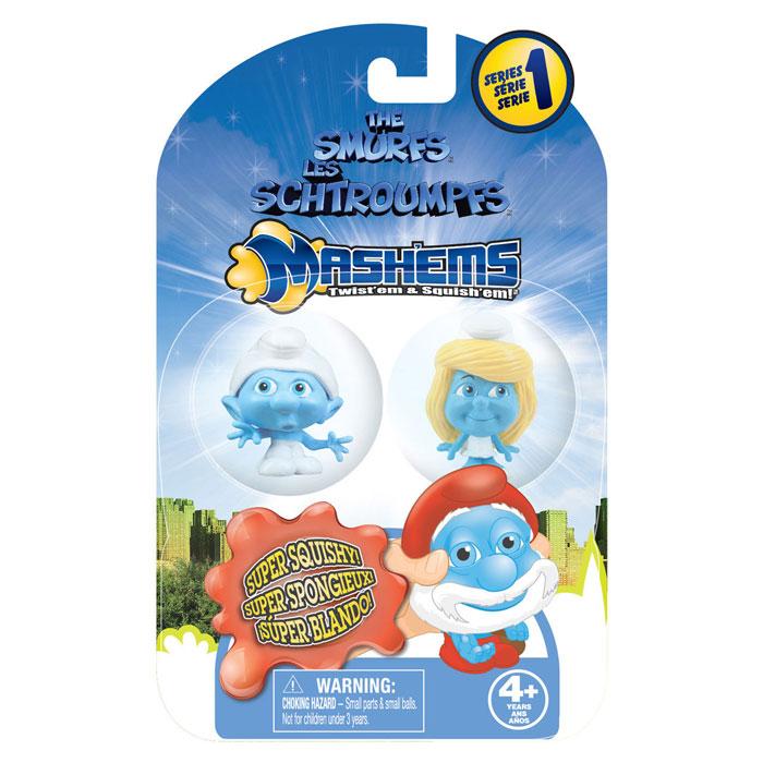 Игрушка Смурфики, 2 шт, в ассортименте51400-0000012-01Игрушка Смурфики непременно порадует вашего ребенка и надолго займет его внимание. Игрушка изготовлена из термопластичной резины, внутри которой находится вода, и выполнена в виде персонажа популярного мультфильма The Smurfs (Смурфики). Благодаря своей структуре она легко изменяет форму при приложении к ней физической силы, а затем вновь принимает первоначальный вид. Комплект включает две игрушки-мялки. Порадуйте своего ребенка таким замечательным подарком!