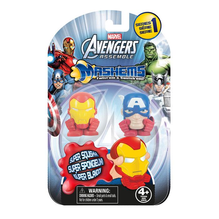 Игрушка Мстители, 2 шт, в ассортименте51681-0000012-01Игрушка Мстители непременно порадует вашего ребенка и надолго займет его внимание. Игрушка изготовлена из термопластичной резины, внутри которой находится вода, и выполнена в виде персонажа комиксов Marvel Avengers-2. Благодаря своей структуре она легко изменяет форму при приложении к ней физической силы, а затем вновь принимает первоначальный вид. Комплект включает две игрушки-мялки. Порадуйте своего ребенка таким замечательным подарком!