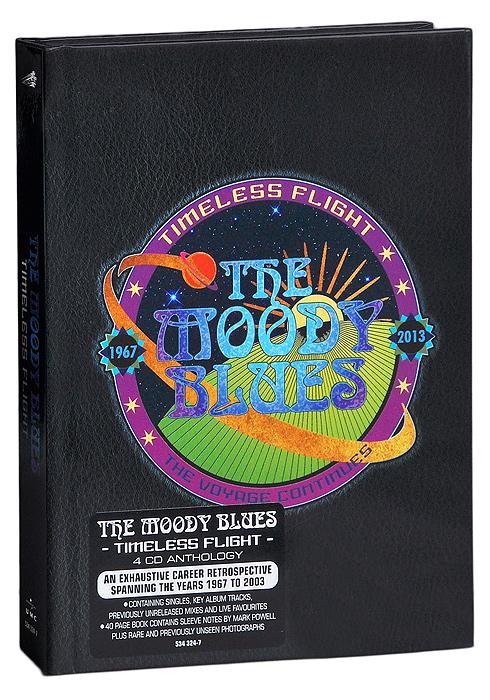 The Moody Blues. Timeless Flight (4 CD)
