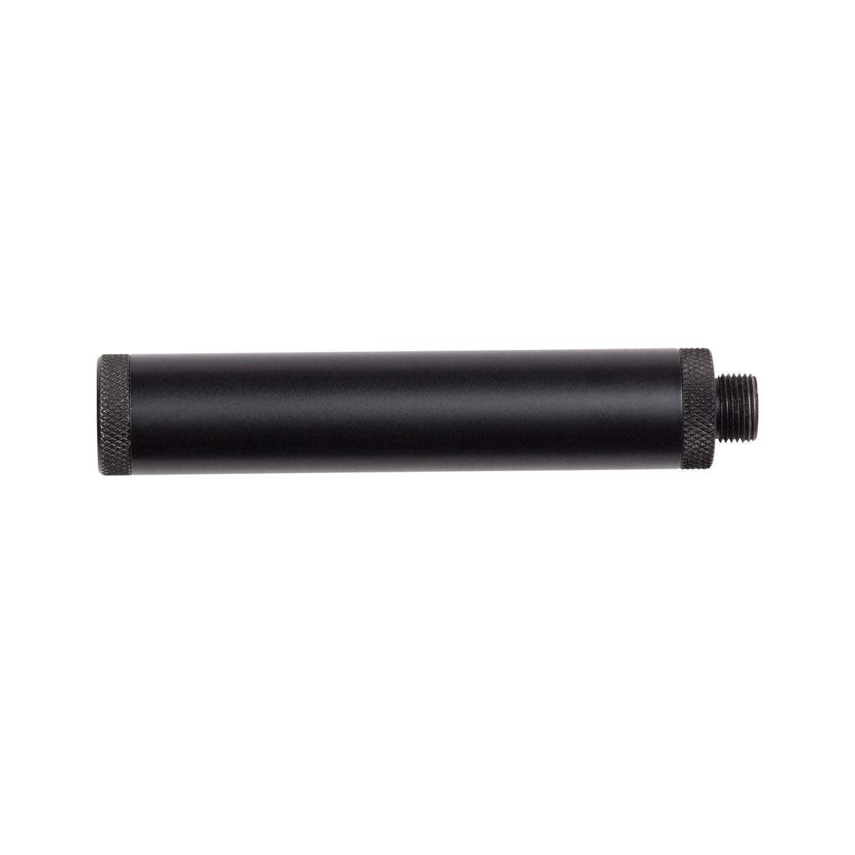ASG имитация глушителя CZ 75D Compact15924Характеристики: Материал: металл. Размер глушителя: 11 см х 2 см х 2 см. Размер упаковки: 14,5 см х 6 см х 3,5 см.